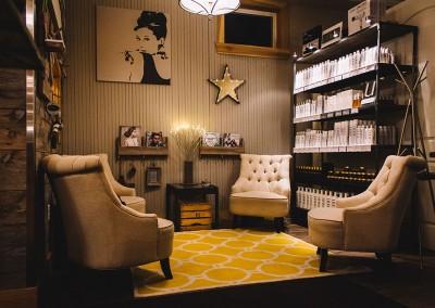 Salon Waiting Room